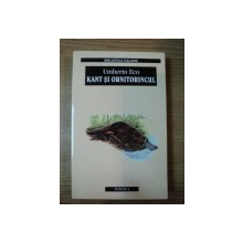 KANT SI ORNITORINCUL de UMBERTO ECO , 2002