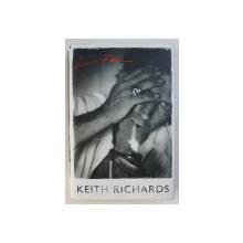 KEITH RICHARDS - LIFE , with JAMES FOX , 2010