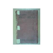 KNAURS WELT-ATLAS - JOHANNES RIEDEL