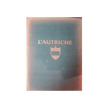 KURT HIELSCHER, L'AUTRICHE ARCHITECKTURE ET PAYSAGES- ORBIS TERRARUM