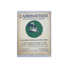 L ' AERONAUTIQUE - REVUE MENSUELLE ILLUSTREE, No. 68, Ianuarie 1925