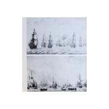 L ' EMPIRE DES MERS - DES GALIONS AUX CLIPPERS par MARTINE ACERRA et JEAN MEYER , 1990