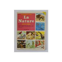 L 'ENCYCLOPEDIE PAR LE TIMBRE  - LA NATURE , 1959