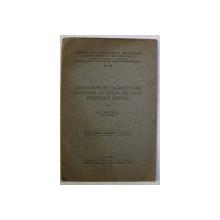 L ' EVOLUTION DE L ' AGRICULTURE ROUMAINE AU COURS DES CENT DERNIERES ANNEES , NO. 171 par G. CIPAIANU , 1929