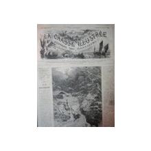 LA CHASSE ILLUSTREE, JOURNAL DES CHASSEURS ET LA VIE A LA CAMPAGNE, NR. 1- 52, 1892