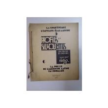 LA CONFERENCE DE L'ENTENTE BALKANIQUE. PROFILS ET SILHOUETTES  1935