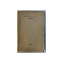 LA FRANC - MACONNERIE ECOSSAISE EN FRANCE - LE RITE ECOSSAIS ANCIEN ET ACCEPTE par ALBERT LANTOINE , 1930