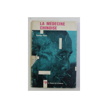 LA MEDECINE CHINOISE par GEORGES BEAU , 1965