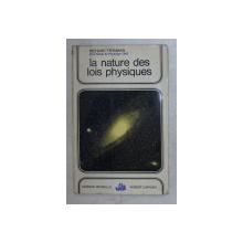 LA NATURE DES LOIS PHYSIQUES par RICHARD FEYNMAN , 1970