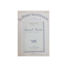 LA PETITE ILLUSTRATION  : ROMANS   - REVUE HEBDOMADAIRE  , 2 VOLUME ,   1924 - 1931