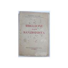 LA RIBELLIONE DI UN SANZIONISTA di PANFILO SEICARU , 1936