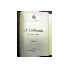 LA ROUMANIE 1866-1906,BUCURESTI 1907
