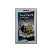 LA TEMPETE THE TEMPESET par SHAKESPEARE , 2014 , *PREZINTA HALOURI DE APA