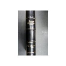 LA VALACHIE ESSAI  DE MONOGRAPHIE  GEOGRAPHIQUE - EMMANUEL  DE MARTONNE  - PARIS 1902