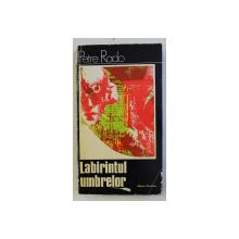 LABIRINTUL UMBRELOR (EXPRESIONISMUL IN CINEMA) de PETRE RADO , 1975 DEDICATIE*