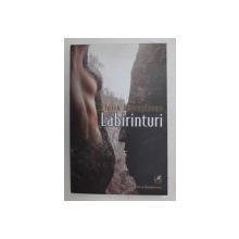 LABIRINTURI - roman de FLORIN LOGRESTEANU , 2003 , DEDICATIE*