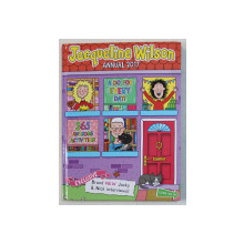 LACQUELINE WILSON  - ANNUAL 2017 - A DO FOR EVERY DAY - 365 AWESOME ACTIVITIES ! , 2016