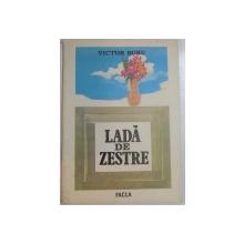 LADA DE ZESTRE de VICTOR RUSU , iLUSTRATII de GABRIEL KAZINCZY , 1987