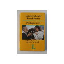 LANGENSCHEIDT  SPRACHFUHRER PORTUGIESISCH , 2001