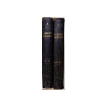 LAROUSSE AGRICOLE  - ENCYCLOPEDIE ILLUSTREE par E. CHANCRIN et R. DUMONT , VOL. I - II , 1921