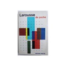 LAROUSSE DE POCHE  - 32 000 MOTS , 1964