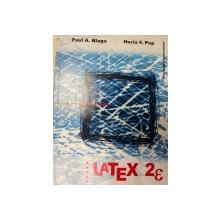 LATEX 2,BUCURESTI 1999-PAUL A. BLAGA si HORIA F. POP