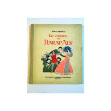LE CONTE DE HARAP ALB de ION CREANGA , ILUSTRATIONS DE A. DEMIAN , 1958