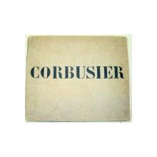 LE CORBUSIER.OEUVRE COMPLÉTE DE 1910-1929 ,tiparit in 1943