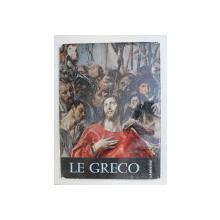 LE GRECO par ANDREA EMILIANI , 1967