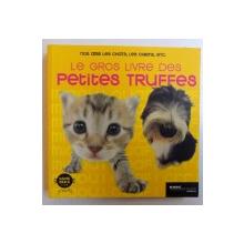 LE GROS LIVRE DES PETITES TRUFFES - NOS AMIS LES CHATS, LES CHIENS , ETC . , 2007