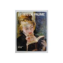 LE JEU DE PAUME - PARIS par CARLO MUNARI , 1979