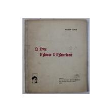 LE LIVRE D ' AMOUR & D ' AMERTUME par OLIMP IOAN , 1903