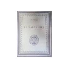LE MARAMURES-AL. FILIPASCU  1944