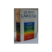 LE PETIT LAROUSSE , DICTIONNAIRE ENCYCLOPEDIQUE , EN COULEURS 84200 ARTICLES , 3600 ILLUSTRATIONS 288 CARTES , 1993