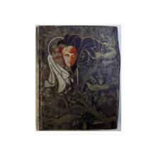 LE PORTRAIT DE DORIAN GRAY par OSCAR WILDE , bois grave de F. SIMEON , 1920,  EXEMPLAR NUMEROTAT* ,