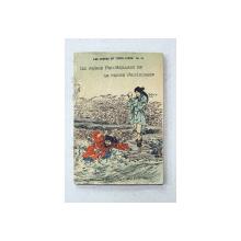 LE PRINCE FEU - BRILLANT ET LE PRINCE FEU - LUISANT , SERIE LES CONTES DU VIEUX JAPON , NO. 14, 1889 - 1905 , TIPARITA PE  HARTIE MANUALA