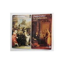 LE QUINCONCE par CHARLES PALLISER , VOLUME I- II , 1993