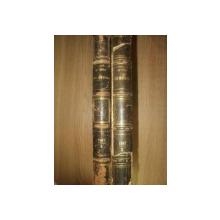 LE TOUR DU MONDE NOUVEAU JOURNAL DE VOYAGES -EDOUARD  CHARTON-2 VOLUME,1867*