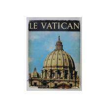 LE VATICAN par JEROME CARCOPINO , 1958