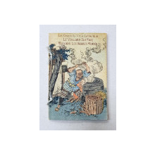 LE VEILLARD QUI FAIT FLEURIR LES ARBRES MORTS , SERIE LES CONTES DU VIEUX JAPON , NO. 4 , 1889 - 1905 , TIPARITA PE  HARTIE MANUALA
