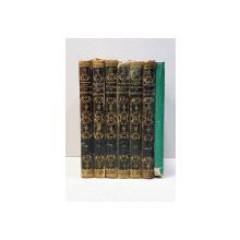 Le Vicomte de Bragelonne par Alexandre Dumas, 7 vol - Paris, 1848-1859