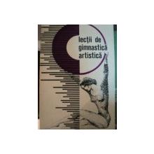 LECTII DE GIMNASTICA ARTISTICA- D.A. SIVAKOVA