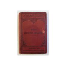 LECTURES  ANGLAISES  ou COURS DE VERSIONS EN PROSE ET EN VERS par A . MAURON , 1900