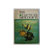 LECTURI BIOLOGICE de ROZALIA TELEAGA ...KLAUS RESCHNER , 1975