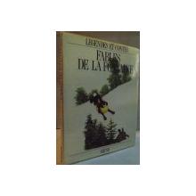 LEGENDES ET CONTES, FABLES CHOISIES DE LA FONTAINE, ILLUSTREES par JIRI TRNKA, 1974