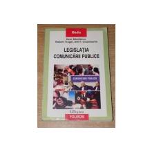 LEGISLATIA COMUNICARII PUBLICE de KENT MIDDLETON , ROBERT TRAGER , BILL F. CHAMBERLIN , 2002