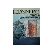 LEONARDO, STRUCTURI GEOMETRICE PLASTICE- ZAMFIR DUMITRESCU- 1988