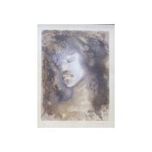 Leonor Fini (1907-1996) - Meditatie
