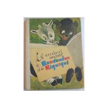 LES ADVENTURES AMUSANTES DE ROUDOUDOU ET DE RIQUIQUI de LULTCHAK L.M et ROSENTAL I.J., 1965