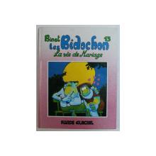 LES BIDOCHON  - LA VIE DE MARIAGE par BINET , 1993